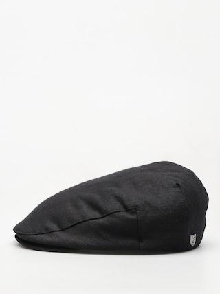 Baretka Brixton Hooligan Snap ZD (black linen)