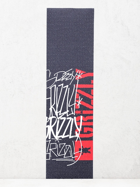 Griptape Grizzly Grip Scrawl (black)