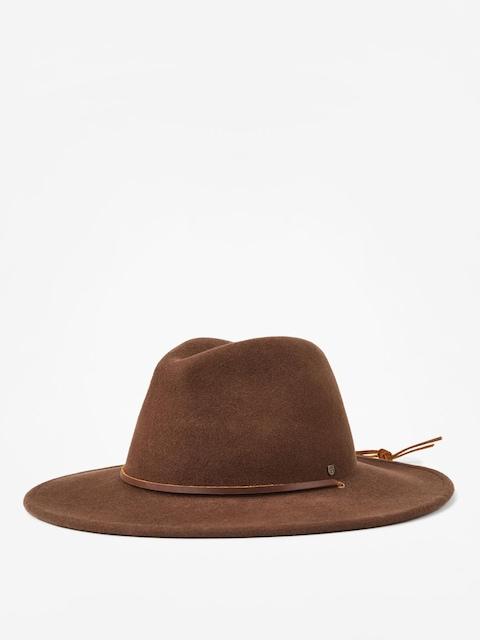 Klobúk Brixton Field Hat (light brown)