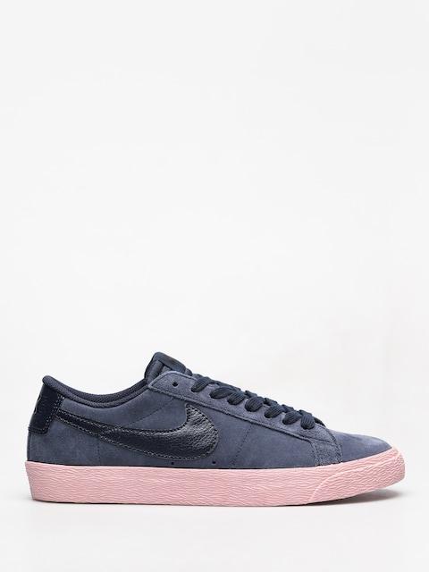 Topánky Nike SB Sb Zoom Blazer Low (obsidian/obsidian bubblegum)
