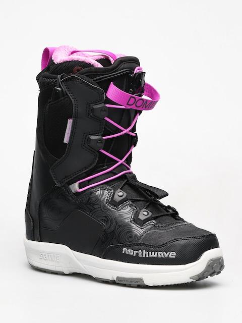 Obuv na snowboard Northwave Domino SL Wmn (black)