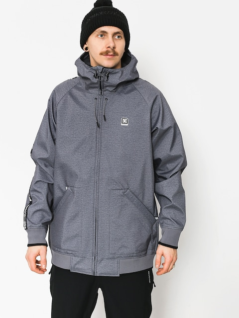 Snowboardová bunda DC Spectrum (neutral gray heather)