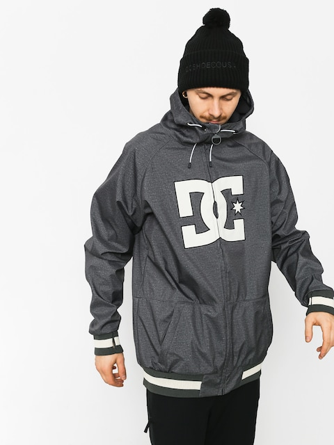 Snowboardová bunda DC Original Spectr (dark shadow heather)