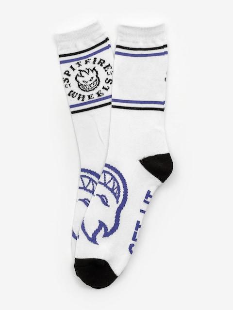 Ponožky Spitfire Classic Bh (white/black/blue)