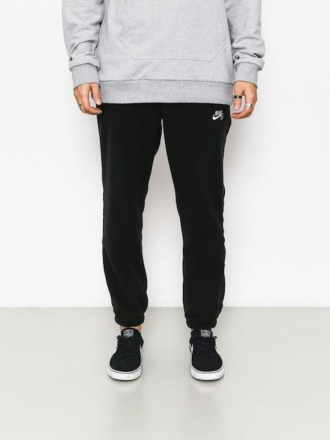 Nohavice Nike SB Sb Polartec (black/white)