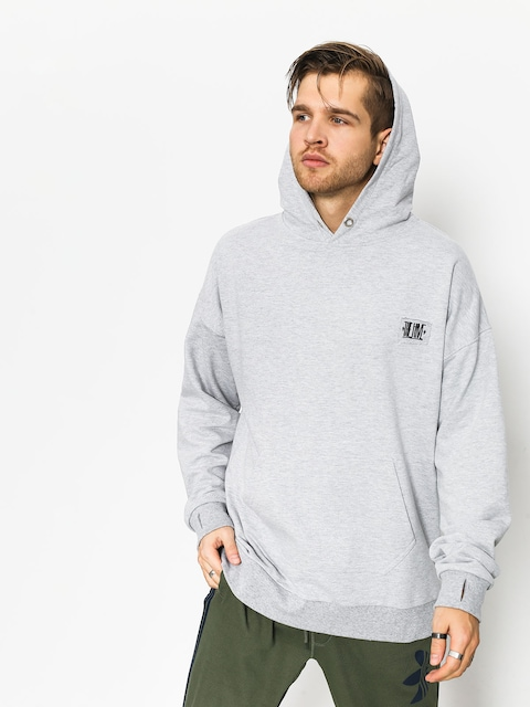 Mikina s kapucňou The Hive Drop HD (grey)