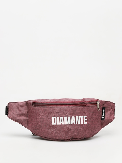 Ĺadvinka Diamante Wear White Logo (maroon)