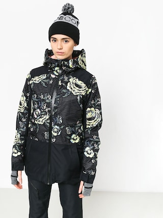 Snowboardová bunda Roxy Tb Snowflake Wmn (torah's roses)