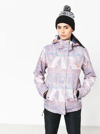 Snowboardovu00e1 bunda Roxy Jetty Wmn (mosaic)