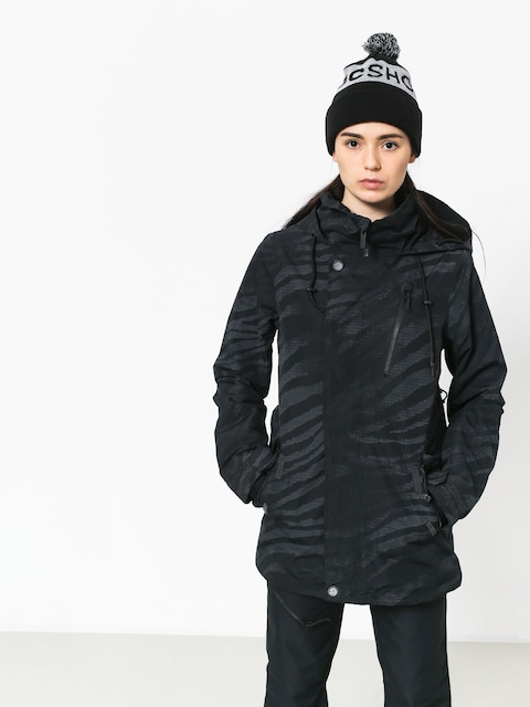 Snowboardová bunda Volcom Kuma Wmn (bkb)