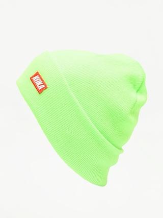 Čiapka Koka Small Boxlogo (green)