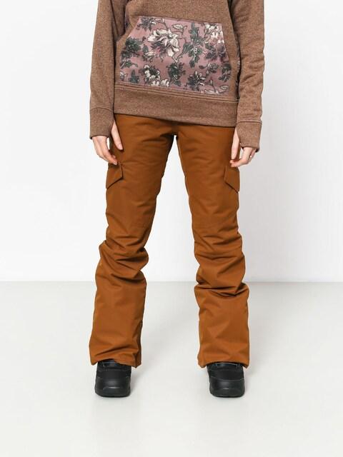 Snowboardové nohavice Volcom Bridger Ins Wmn (cop)