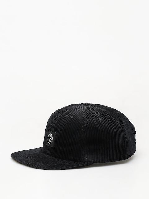Šiltovka Polar Skate Corduroy ZD (black)