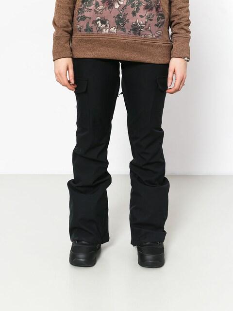 Snowboardové nohavice Volcom Mira Wmn (blk)