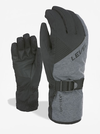 Rukavice Level Troupper Gore Tex (black grey)