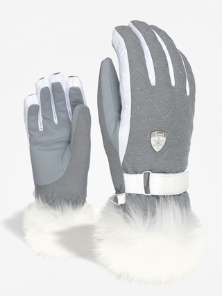 Rukavice Level Chanelle Wmn (grey)