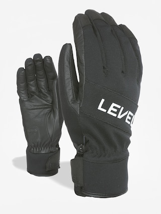 Rukavice Level Spitfire (black)
