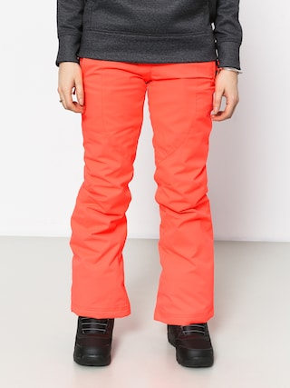 Snowboardovu00e9 nohavice Rehall Milly R Wmn (solid coral)