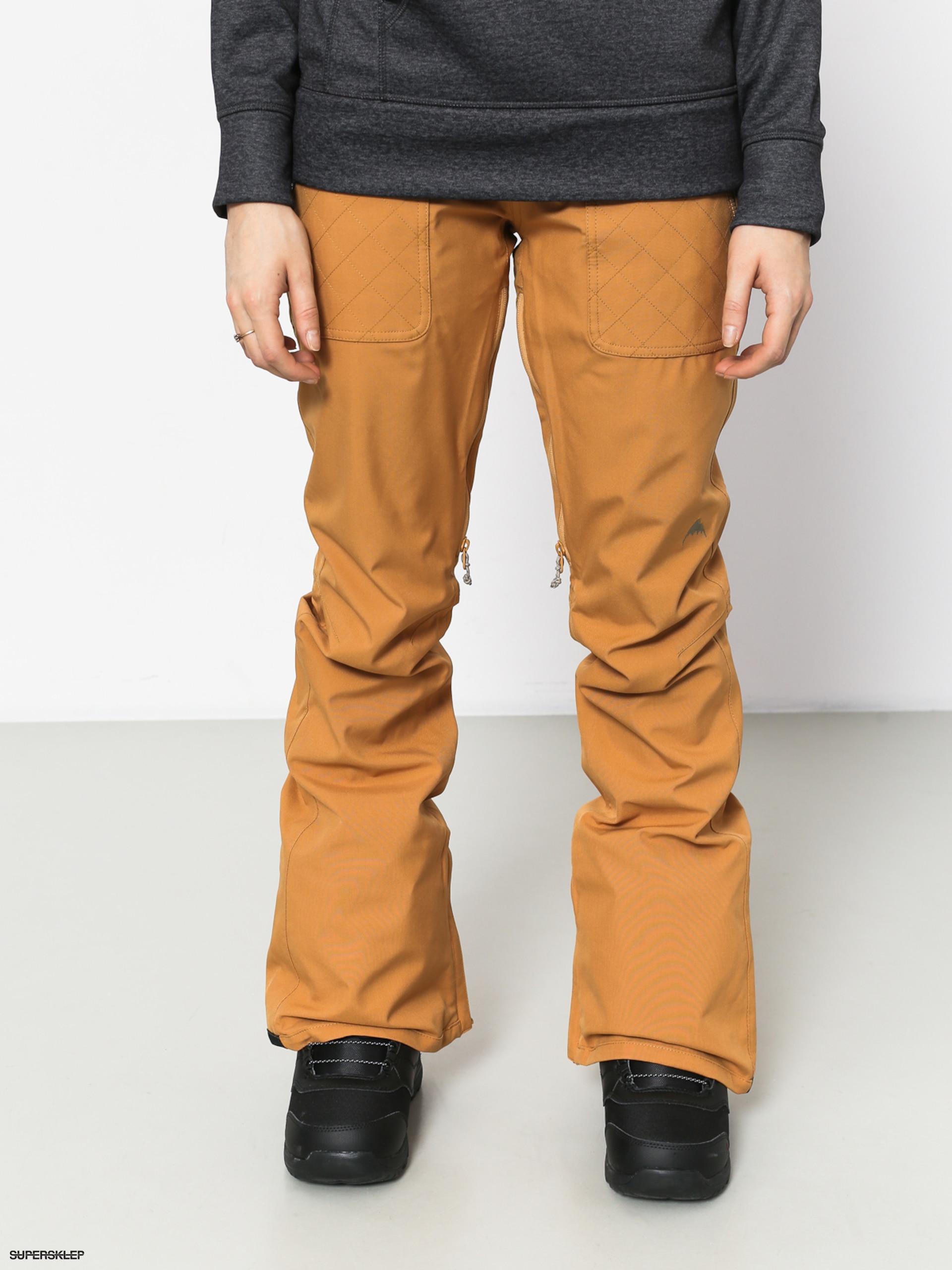 b602c648cc13 Snowboardové nohavice Burton Vida Wmn (camel)