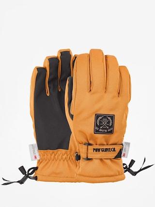 Rukavice Pow Xg Mid Glove (tobacco)