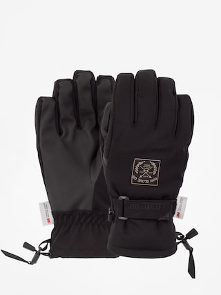 Rukavice Pow Xg Mid Glove (black)