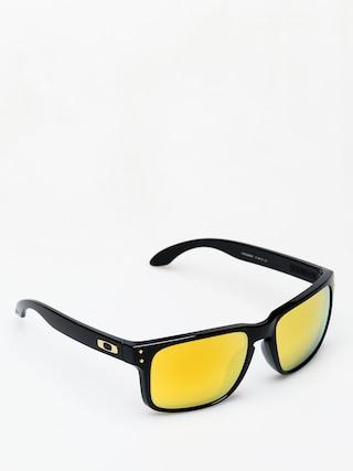 Slnečné okuliare Oakley Holbrook (polished black/24k iridium)