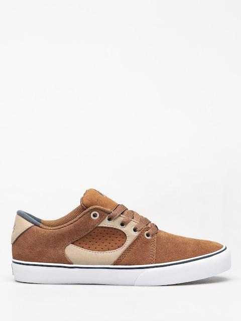 Topánky Es Square Three (brown/tan)