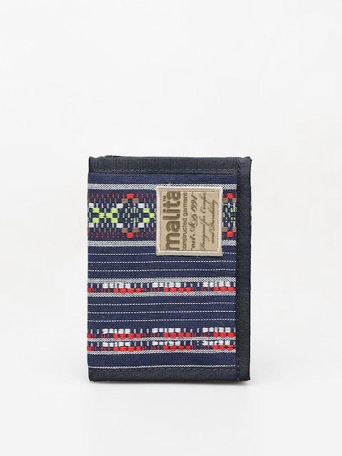 Peňaženka Malita Solidarity (navy)
