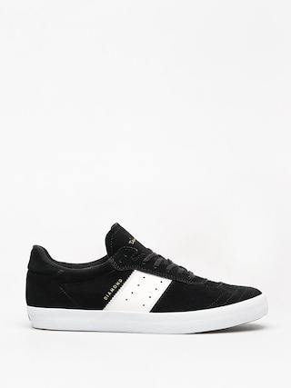 Topánky Diamond Supply Co. Barca Suede (black)