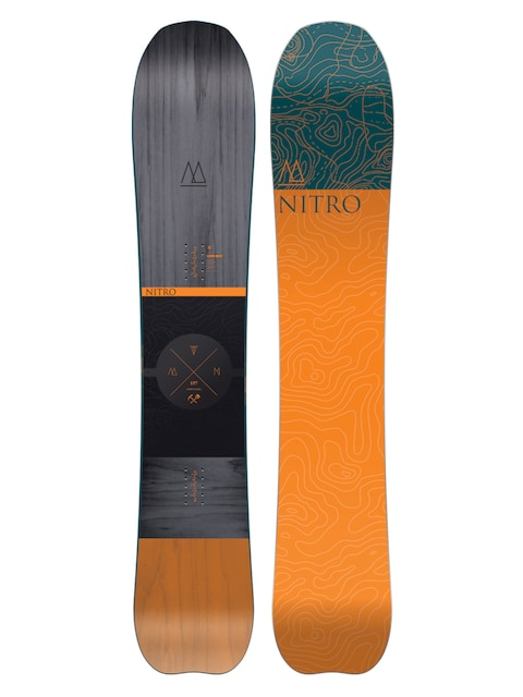 Snowboard Nitro Mountain (multi)