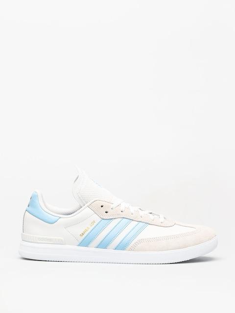 Topánky adidas Samba Adv (crywht/clblue/ftwwht)