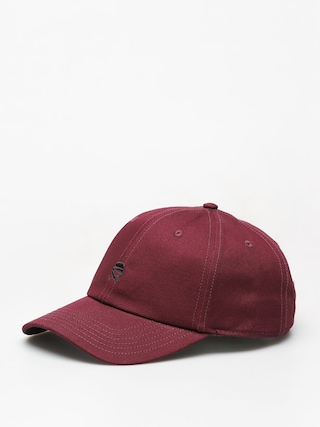 Šiltovka Cayler & Sons Small Icon ZD (maroon/black)