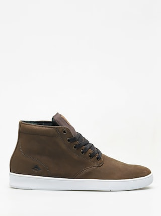 Topu00e1nky Emerica Romero Laced High (brown/white)