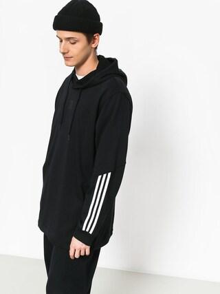 Mikina adidas Crnerd HD (black/white/blkref)