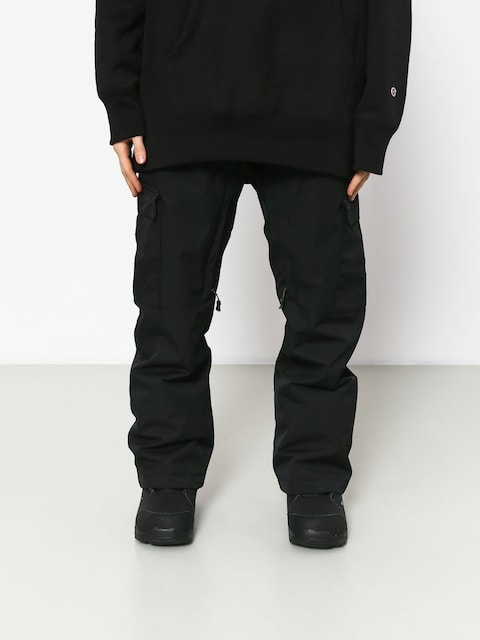 Snowboardové nohavice Rehall Dexter R (black)