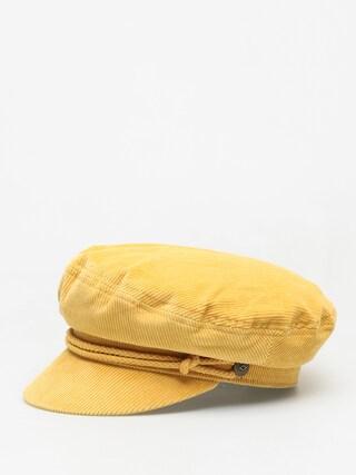Klobu00fak so u0161iltom Brixton Ashland ZD Wmn (mustard/mustard)