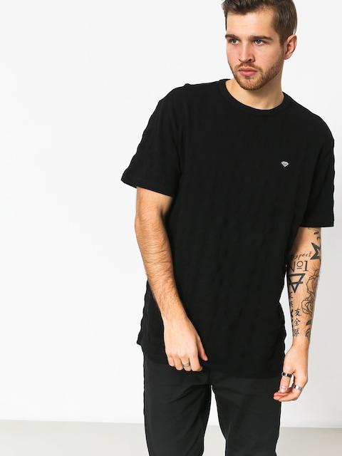 Tričko Diamond Supply Co. Sportsman (black)