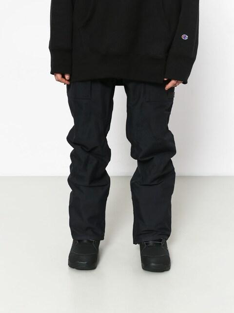 Snowboardové nohavice Burton Southside (true black)