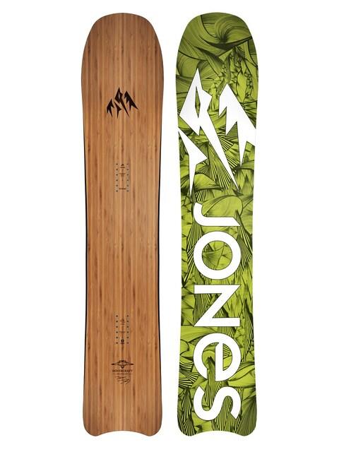 Snowboards Jones Snowboard Hovercraft (green/white)
