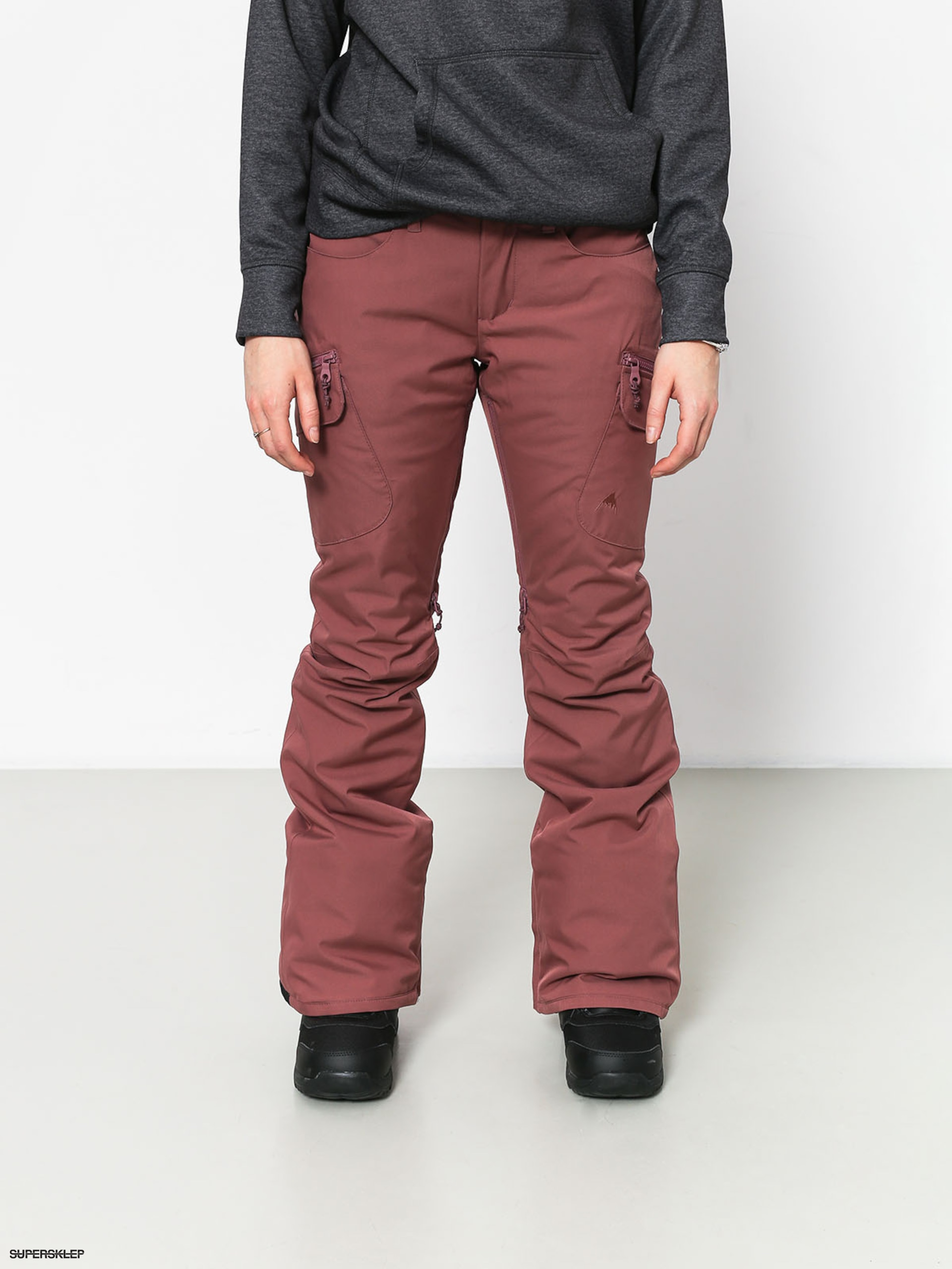 fe30a676c51b Snowboardové nohavice Burton Gloria Ins Wmn (rose brown)