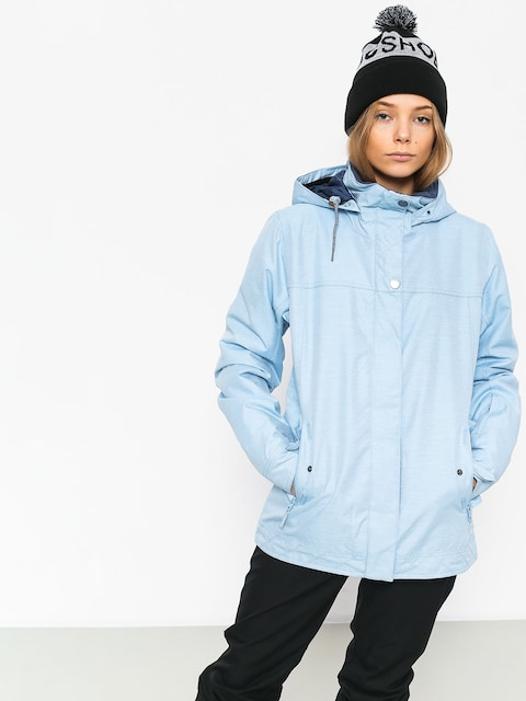 Snowboardová bunda Roxy Billie Wmn (powder blue)