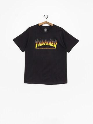 Tričko Thrasher Bbq (black)