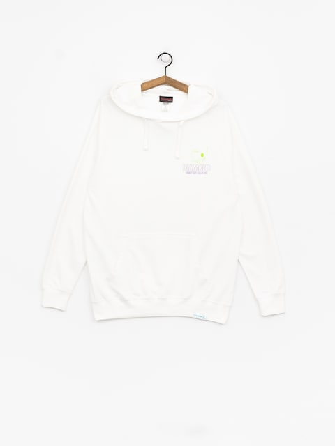 Mikina s kapucňou Diamond Supply Co. Family Guy Collective (white)