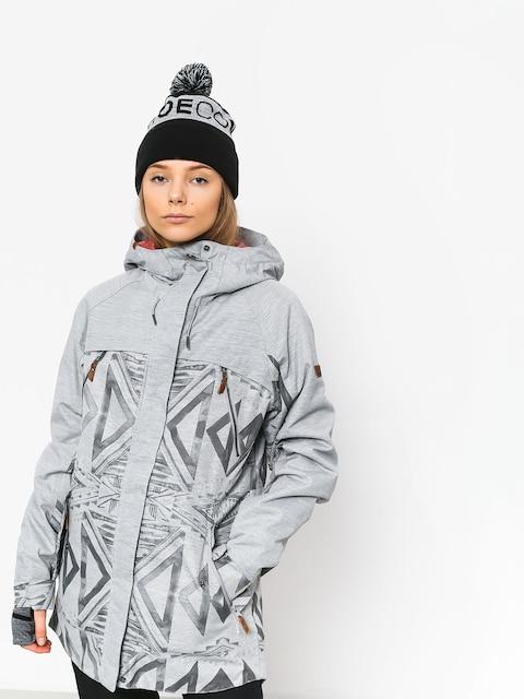 Snowboardová bunda Roxy Tribe Wmn (matador jacquard)