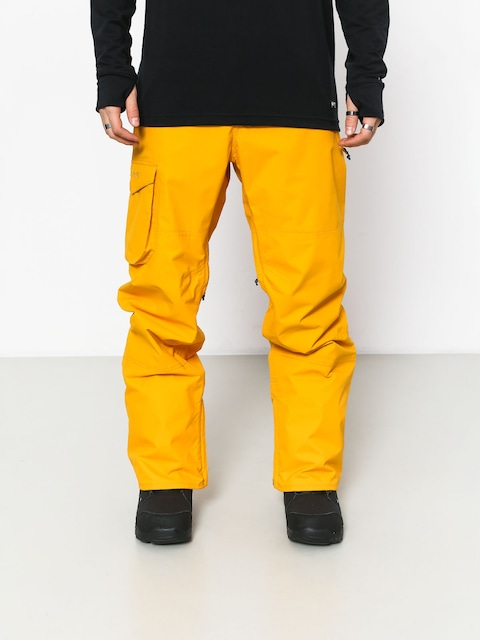 Snowboardové nohavice Burton Covert (golden rod)