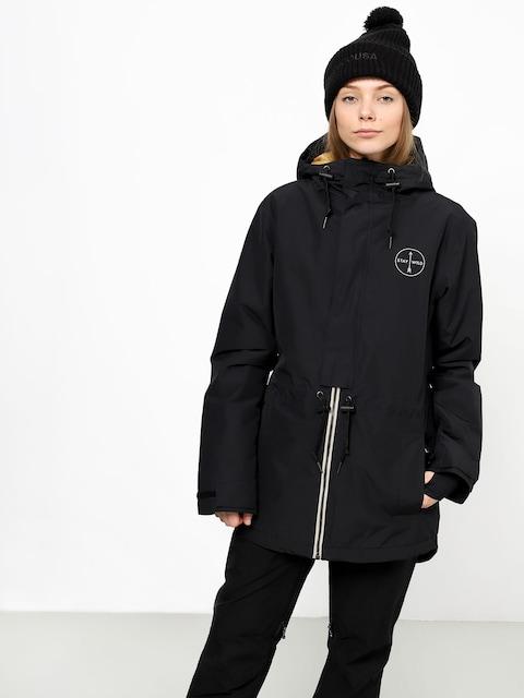 Snowboardová bunda Airblaster Stay Wild Parka Wmn (black)