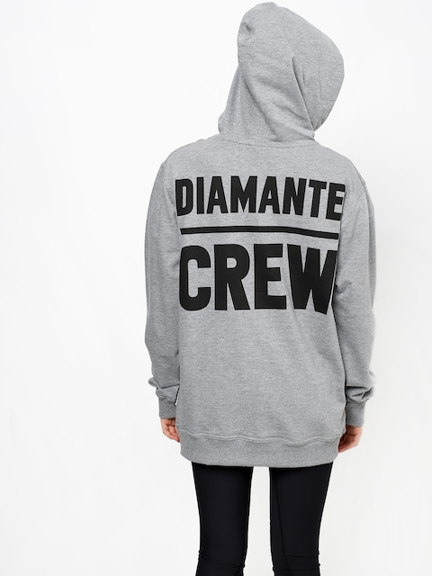 Mikina s kapucňou Diamante Wear Diamante Crew