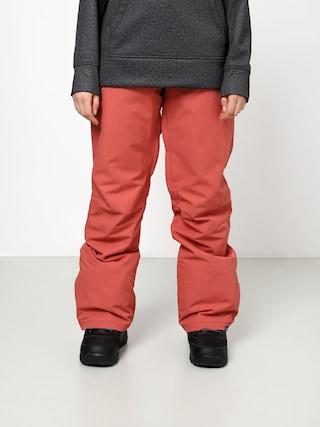 Snowboardové nohavice Roxy Backyard Wmn (dusty cedar)