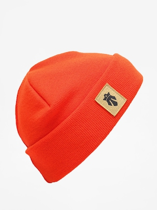 Čiapka Majesty Beanie Os (orange neon)