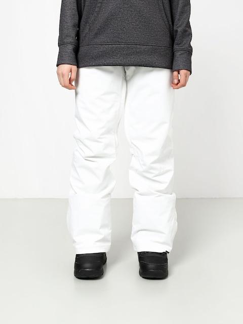 Snowboardové nohavice Roxy Backyard Wmn (bright white)